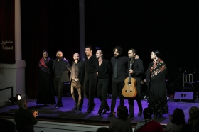 """Jueves Flamencos de la Fundación Cajasol en Sevilla: Rubén Olmo y Eduardo Leal (17) • <a style=""""font-size:0.8em;"""" href=""""http://www.flickr.com/photos/129072575@N05/45390233554/"""" target=""""_blank"""">View on Flickr</a>"""