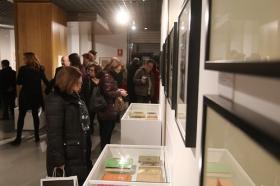 "Exposición 'El infinito Borges' en Córdoba (42) • <a style=""font-size:0.8em;"" href=""http://www.flickr.com/photos/129072575@N05/32867995918/"" target=""_blank"">View on Flickr</a>"