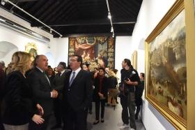 """Exposición 'El Barroco en la colección Fundación Cajasol. Lienzos y tapices' en Algeciras (11) • <a style=""""font-size:0.8em;"""" href=""""http://www.flickr.com/photos/129072575@N05/45964003064/"""" target=""""_blank"""">View on Flickr</a>"""
