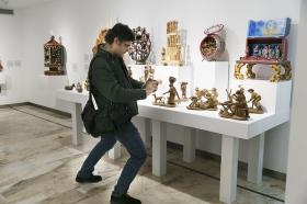 """Exposición 'Noche de Paz. Belenes del Mundo' en la Fundación Cajasol (8) • <a style=""""font-size:0.8em;"""" href=""""http://www.flickr.com/photos/129072575@N05/45433229064/"""" target=""""_blank"""">View on Flickr</a>"""