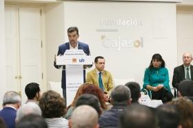 """Desayuno Informativo de Europa Press con Teresa Rodríguez y Antonio Maíllo en Sevilla (15) • <a style=""""font-size:0.8em;"""" href=""""http://www.flickr.com/photos/129072575@N05/45193662014/"""" target=""""_blank"""">View on Flickr</a>"""