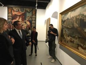 """Exposición 'El Barroco en la colección Fundación Cajasol. Lienzos y tapices' en Algeciras (5) • <a style=""""font-size:0.8em;"""" href=""""http://www.flickr.com/photos/129072575@N05/39723944763/"""" target=""""_blank"""">View on Flickr</a>"""