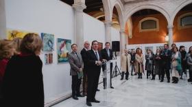 """Exposición-venta 'Artistas contra el hambre' en Sevilla (5) • <a style=""""font-size:0.8em;"""" href=""""http://www.flickr.com/photos/129072575@N05/32751884697/"""" target=""""_blank"""">View on Flickr</a>"""