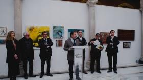 """Exposición-venta 'Artistas contra el hambre' en Sevilla (7) • <a style=""""font-size:0.8em;"""" href=""""http://www.flickr.com/photos/129072575@N05/32751884747/"""" target=""""_blank"""">View on Flickr</a>"""