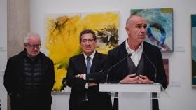 """Exposición-venta 'Artistas contra el hambre' en Sevilla (11) • <a style=""""font-size:0.8em;"""" href=""""http://www.flickr.com/photos/129072575@N05/32751884917/"""" target=""""_blank"""">View on Flickr</a>"""