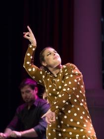 "Jueves Flamencos de la Fundación Cajasol en Sevilla: Pastora Galván (4) • <a style=""font-size:0.8em;"" href=""http://www.flickr.com/photos/129072575@N05/32923556377/"" target=""_blank"">View on Flickr</a>"