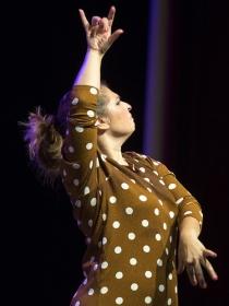 "Jueves Flamencos de la Fundación Cajasol en Sevilla: Pastora Galván (12) • <a style=""font-size:0.8em;"" href=""http://www.flickr.com/photos/129072575@N05/32923556887/"" target=""_blank"">View on Flickr</a>"