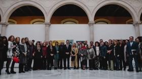 """Exposición-venta 'Artistas contra el hambre' en Sevilla • <a style=""""font-size:0.8em;"""" href=""""http://www.flickr.com/photos/129072575@N05/33817637558/"""" target=""""_blank"""">View on Flickr</a>"""