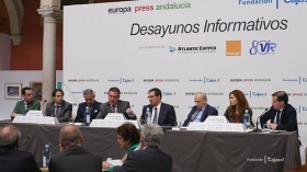 "Desayuno Informativo de Europa Press con Juan Espadas en Sevilla (11) • <a style=""font-size:0.8em;"" href=""http://www.flickr.com/photos/129072575@N05/33879648908/"" target=""_blank"">View on Flickr</a>"