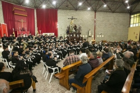 "II Ciclo de Música Sacra y Cofrade en Huelva (2) • <a style=""font-size:0.8em;"" href=""http://www.flickr.com/photos/129072575@N05/46888430714/"" target=""_blank"">View on Flickr</a>"