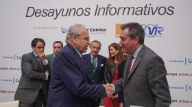 "Desayuno Informativo de Europa Press con Juan Espadas en Sevilla (4) • <a style=""font-size:0.8em;"" href=""http://www.flickr.com/photos/129072575@N05/46967498034/"" target=""_blank"">View on Flickr</a>"