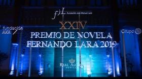"Gala XXIV Premio de Novela Fernando Lara en Sevilla • <a style=""font-size:0.8em;"" href=""http://www.flickr.com/photos/129072575@N05/47702156952/"" target=""_blank"">View on Flickr</a>"