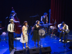 "IX ciclo Cita con las Músicas en Sevilla: O'Sister (14) • <a style=""font-size:0.8em;"" href=""http://www.flickr.com/photos/129072575@N05/47949904272/"" target=""_blank"">View on Flickr</a>"