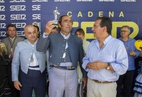 """Entrega de los Premios Tamborilero 2019 en El Rocío (8) • <a style=""""font-size:0.8em;"""" href=""""http://www.flickr.com/photos/129072575@N05/48034812011/"""" target=""""_blank"""">View on Flickr</a>"""