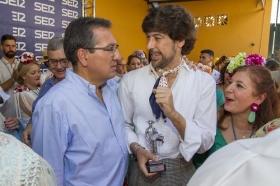 """Entrega de los Premios Tamborilero 2019 en El Rocío (6) • <a style=""""font-size:0.8em;"""" href=""""http://www.flickr.com/photos/129072575@N05/48034856668/"""" target=""""_blank"""">View on Flickr</a>"""