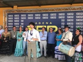 """Entrega de los Premios Tamborilero 2019 en El Rocío (15) • <a style=""""font-size:0.8em;"""" href=""""http://www.flickr.com/photos/129072575@N05/48034857118/"""" target=""""_blank"""">View on Flickr</a>"""