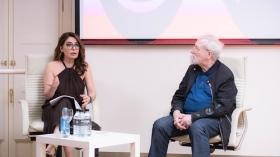 "Conferencia de Blanca Marsillach sobre Lope de Vega en Sevilla (2) • <a style=""font-size:0.8em;"" href=""http://www.flickr.com/photos/129072575@N05/48044140616/"" target=""_blank"">View on Flickr</a>"