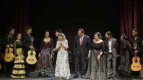 "'Jóvenes Flamencos Cajasol' 2019 en Sevilla • <a style=""font-size:0.8em;"" href=""http://www.flickr.com/photos/129072575@N05/48122072822/"" target=""_blank"">View on Flickr</a>"