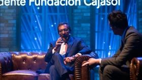 """Presentación de la Memoria 2018 de la Fundación Cajasol (4) • <a style=""""font-size:0.8em;"""" href=""""http://www.flickr.com/photos/129072575@N05/48133620826/"""" target=""""_blank"""">View on Flickr</a>"""