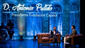 """Presentación de la Memoria 2018 de la Fundación Cajasol • <a style=""""font-size:0.8em;"""" href=""""http://www.flickr.com/photos/129072575@N05/48133649948/"""" target=""""_blank"""">View on Flickr</a>"""