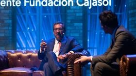 """Presentación de la Memoria 2018 de la Fundación Cajasol (2) • <a style=""""font-size:0.8em;"""" href=""""http://www.flickr.com/photos/129072575@N05/48133710897/"""" target=""""_blank"""">View on Flickr</a>"""