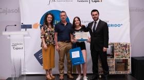 """Entrega de premios del VI concurso 'Mi libro preferido' en la Fundación Cajasol (19) • <a style=""""font-size:0.8em;"""" href=""""http://www.flickr.com/photos/129072575@N05/48137010271/"""" target=""""_blank"""">View on Flickr</a>"""
