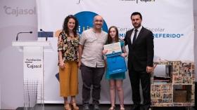 """Entrega de premios del VI concurso 'Mi libro preferido' en la Fundación Cajasol (28) • <a style=""""font-size:0.8em;"""" href=""""http://www.flickr.com/photos/129072575@N05/48137010476/"""" target=""""_blank"""">View on Flickr</a>"""
