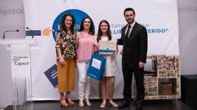"""Entrega de premios del VI concurso 'Mi libro preferido' en la Fundación Cajasol (24) • <a style=""""font-size:0.8em;"""" href=""""http://www.flickr.com/photos/129072575@N05/48137043483/"""" target=""""_blank"""">View on Flickr</a>"""