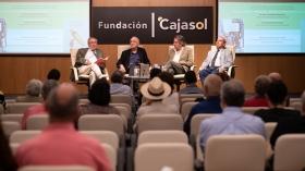 """Presentación de los premios Manuel Alvar y Antonio Domínguez Ortiz 2019 en Sevilla (4) • <a style=""""font-size:0.8em;"""" href=""""http://www.flickr.com/photos/129072575@N05/48137103327/"""" target=""""_blank"""">View on Flickr</a>"""