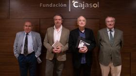 """Presentación de los premios Manuel Alvar y Antonio Domínguez Ortiz 2019 en Sevilla (15) • <a style=""""font-size:0.8em;"""" href=""""http://www.flickr.com/photos/129072575@N05/48137103507/"""" target=""""_blank"""">View on Flickr</a>"""