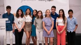 """Entrega de premios del VI concurso 'Mi libro preferido' en la Fundación Cajasol (17) • <a style=""""font-size:0.8em;"""" href=""""http://www.flickr.com/photos/129072575@N05/48137104272/"""" target=""""_blank"""">View on Flickr</a>"""