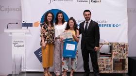 """Entrega de premios del VI concurso 'Mi libro preferido' en la Fundación Cajasol (23) • <a style=""""font-size:0.8em;"""" href=""""http://www.flickr.com/photos/129072575@N05/48137107517/"""" target=""""_blank"""">View on Flickr</a>"""