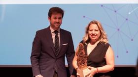 """Entrega de los Premios WEB 2019 de ABC de Sevilla en la Fundación Cajasol (14) • <a style=""""font-size:0.8em;"""" href=""""http://www.flickr.com/photos/129072575@N05/48248342776/"""" target=""""_blank"""">View on Flickr</a>"""
