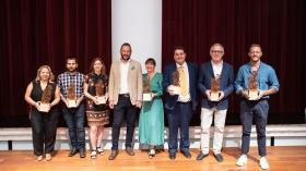 """Entrega de los Premios WEB 2019 de ABC de Sevilla en la Fundación Cajasol (2) • <a style=""""font-size:0.8em;"""" href=""""http://www.flickr.com/photos/129072575@N05/48248427927/"""" target=""""_blank"""">View on Flickr</a>"""