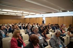 "IV Foro Iberoamericano de Alcaldes en la Fundación Cajasol (5) • <a style=""font-size:0.8em;"" href=""http://www.flickr.com/photos/129072575@N05/48744786026/"" target=""_blank"">View on Flickr</a>"