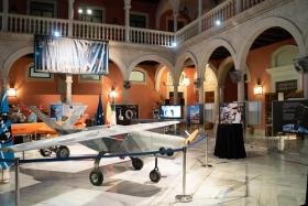 """Exposición 'Casi un siglo mirando al espacio' en Sevilla (2) • <a style=""""font-size:0.8em;"""" href=""""http://www.flickr.com/photos/129072575@N05/48819825828/"""" target=""""_blank"""">View on Flickr</a>"""