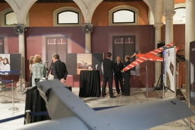 """Exposición 'Casi un siglo mirando al espacio' en Sevilla (5) • <a style=""""font-size:0.8em;"""" href=""""http://www.flickr.com/photos/129072575@N05/48820185826/"""" target=""""_blank"""">View on Flickr</a>"""