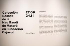 "Exposición 'Colección Bassat de la Nau Gaudí de Mataró' en Sevilla • <a style=""font-size:0.8em;"" href=""http://www.flickr.com/photos/129072575@N05/48825693236/"" target=""_blank"">View on Flickr</a>"