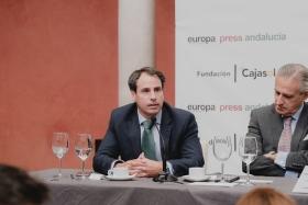 "Desayunos Informativos de Europa Press Andalucía con Susana Díaz (3) • <a style=""font-size:0.8em;"" href=""http://www.flickr.com/photos/129072575@N05/48864096111/"" target=""_blank"">View on Flickr</a>"