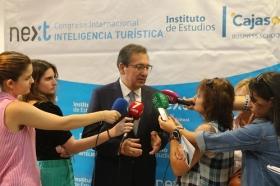 "IV Congreso Internacional de Inteligencia Turística en Málaga (5) • <a style=""font-size:0.8em;"" href=""http://www.flickr.com/photos/129072575@N05/48868684983/"" target=""_blank"">View on Flickr</a>"