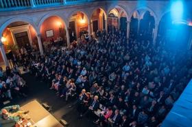 """XVI Congreso de ASALE en Sevilla (Miércoles 6 de noviembre) (16) • <a style=""""font-size:0.8em;"""" href=""""http://www.flickr.com/photos/129072575@N05/49027378643/"""" target=""""_blank"""">View on Flickr</a>"""