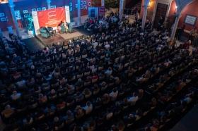 """XVI Congreso de ASALE en Sevilla (Miércoles 6 de noviembre) (17) • <a style=""""font-size:0.8em;"""" href=""""http://www.flickr.com/photos/129072575@N05/49028103052/"""" target=""""_blank"""">View on Flickr</a>"""