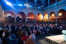 """XVI Congreso de ASALE en Sevilla (Miércoles 6 de noviembre) (34) • <a style=""""font-size:0.8em;"""" href=""""http://www.flickr.com/photos/129072575@N05/49028104357/"""" target=""""_blank"""">View on Flickr</a>"""