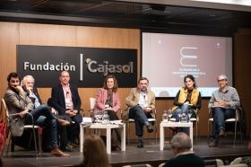 "XVI Congreso de ASALE en Sevilla (Jueves 7 de noviembre) (10) • <a style=""font-size:0.8em;"" href=""http://www.flickr.com/photos/129072575@N05/49032660301/"" target=""_blank"">View on Flickr</a>"