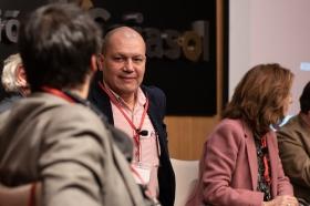 "XVI Congreso de ASALE en Sevilla (Jueves 7 de noviembre) (8) • <a style=""font-size:0.8em;"" href=""http://www.flickr.com/photos/129072575@N05/49032883322/"" target=""_blank"">View on Flickr</a>"