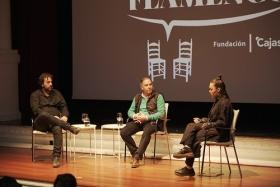 "Diálogos con el Flamenco 2019 en Sevilla: Rocío Molina e Isaki Lacuesta (2) • <a style=""font-size:0.8em;"" href=""http://www.flickr.com/photos/129072575@N05/49064005271/"" target=""_blank"">View on Flickr</a>"