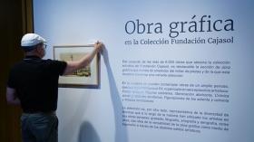 "Exposición 'Obra Gráfica en la Colección Fundación Cajasol' en Córdoba (Making Off) • <a style=""font-size:0.8em;"" href=""http://www.flickr.com/photos/129072575@N05/49965979788/"" target=""_blank"">View on Flickr</a>"