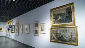 "Exposición 'Obra Gráfica en la Colección Fundación Cajasol' en Córdoba (Making Off) (11) • <a style=""font-size:0.8em;"" href=""http://www.flickr.com/photos/129072575@N05/49965979913/"" target=""_blank"">View on Flickr</a>"