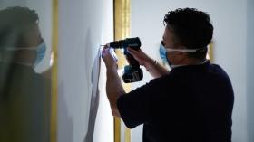 "Exposición 'Obra Gráfica en la Colección Fundación Cajasol' en Córdoba (Making Off) (9) • <a style=""font-size:0.8em;"" href=""http://www.flickr.com/photos/129072575@N05/49966763897/"" target=""_blank"">View on Flickr</a>"