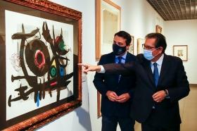 """Inauguración de la exposición 'Obra Gráfica de la Fundación Cajasol' en Córdoba (7) • <a style=""""font-size:0.8em;"""" href=""""http://www.flickr.com/photos/129072575@N05/49972540383/"""" target=""""_blank"""">View on Flickr</a>"""